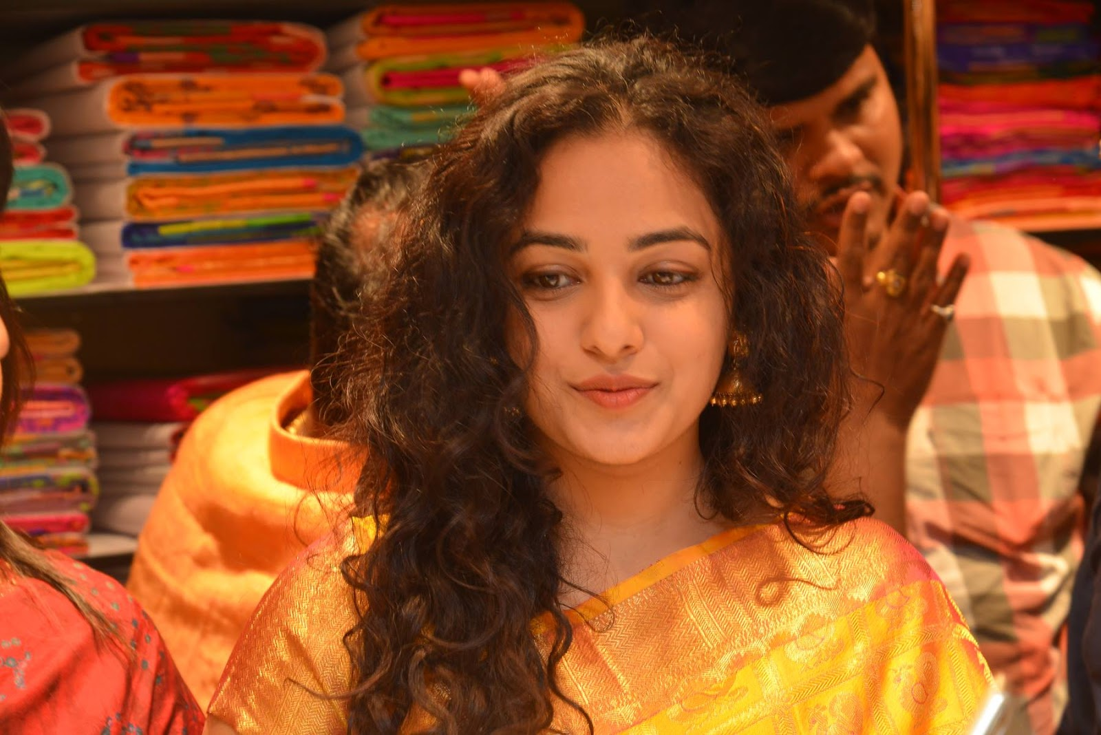 Nitya menon latest glam pics-HQ-Photo-6
