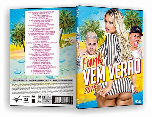 DVD – Funk Vem Verão 2018 – ISO