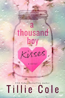 resenha do livro a thousand boy kisses - tillie cole