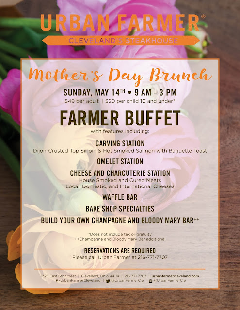 Urban Farmer's for Mother's Day