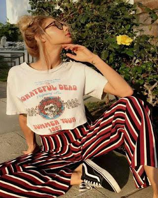 outfit de verano tumblr vintage