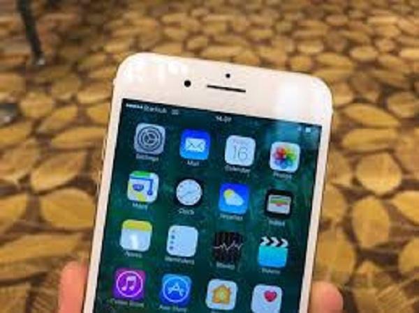 thiết kế iphone 7 lock