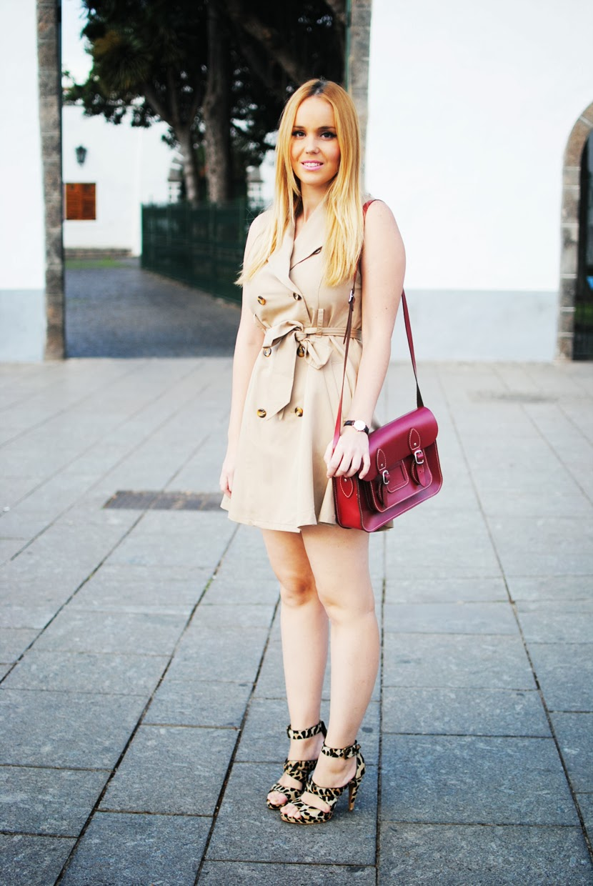 Nery hdez, nowistyle, nowistyle blogger, daniel wellington, satchel bag, animal print shoes