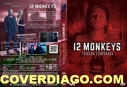 12 Monkeys Season 3 - Doce monos Temporada 3
