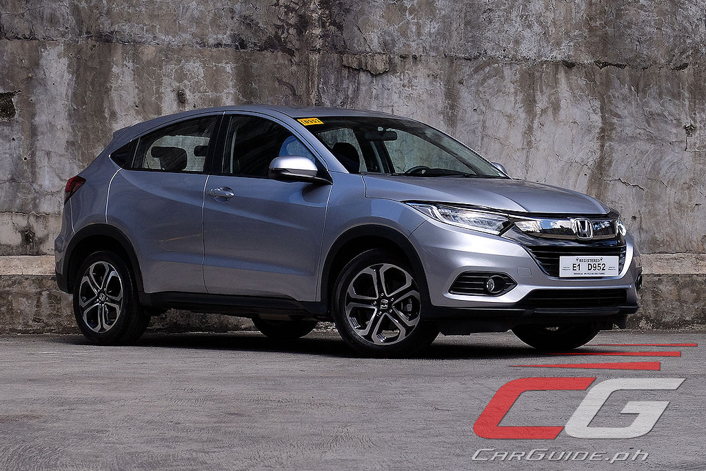 2019 Honda HR-V: Updates, Design, Price >> Review 2019 Honda Hr V 1 8 E Cvt Philippine Car News Car Reviews