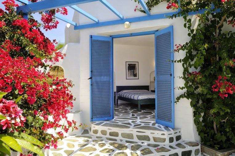 inspiration shabby arredamento tipico greco