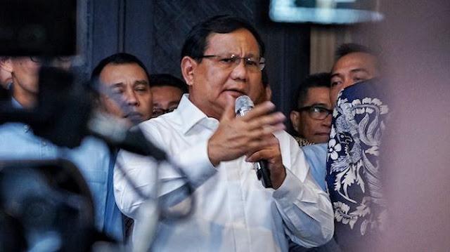 Hanura Beberkan Prabowo Bawa Gaya Nepotisme Orde Baru dan Neo Nazi