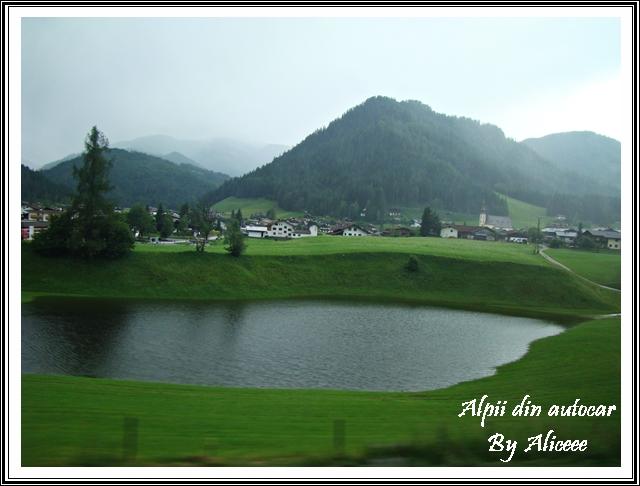 Alpi-lac-glaciar-munte-austria
