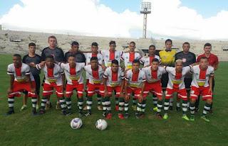 Desportiva Picuiense estreia com empate no campeonato Paraibano sub-19