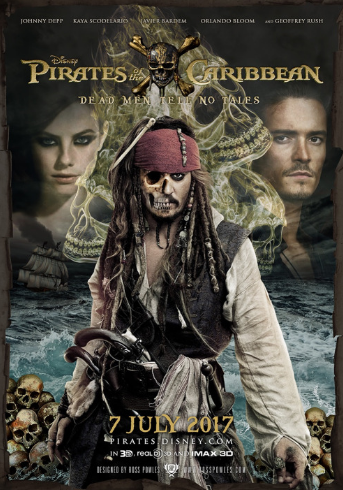 Film Terbaru Pirates of The Caribbean 2017