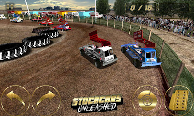 Stock Cars Unleashed offline Mod Apk