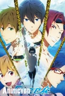 Free! – Iwatobi Swim Club - Free! 2013 Poster