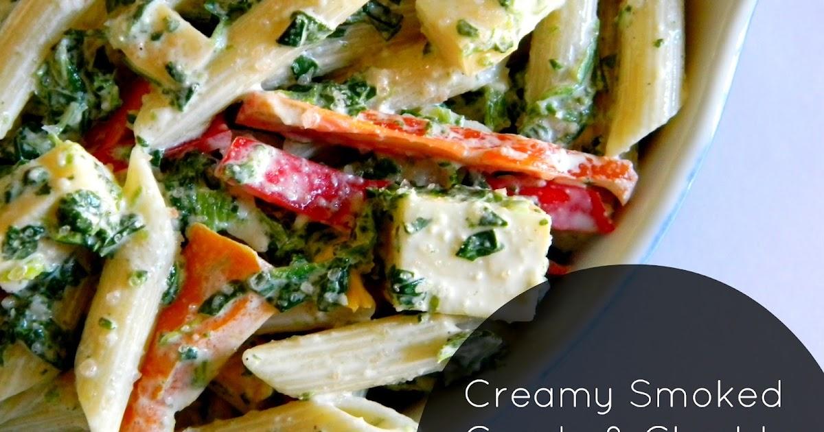 Whole Foods Pasta Salad With Smoked Gouda Recipe