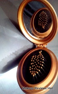 Vega foldable Hair Brush with Mirror Review
