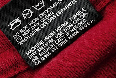 label sweater