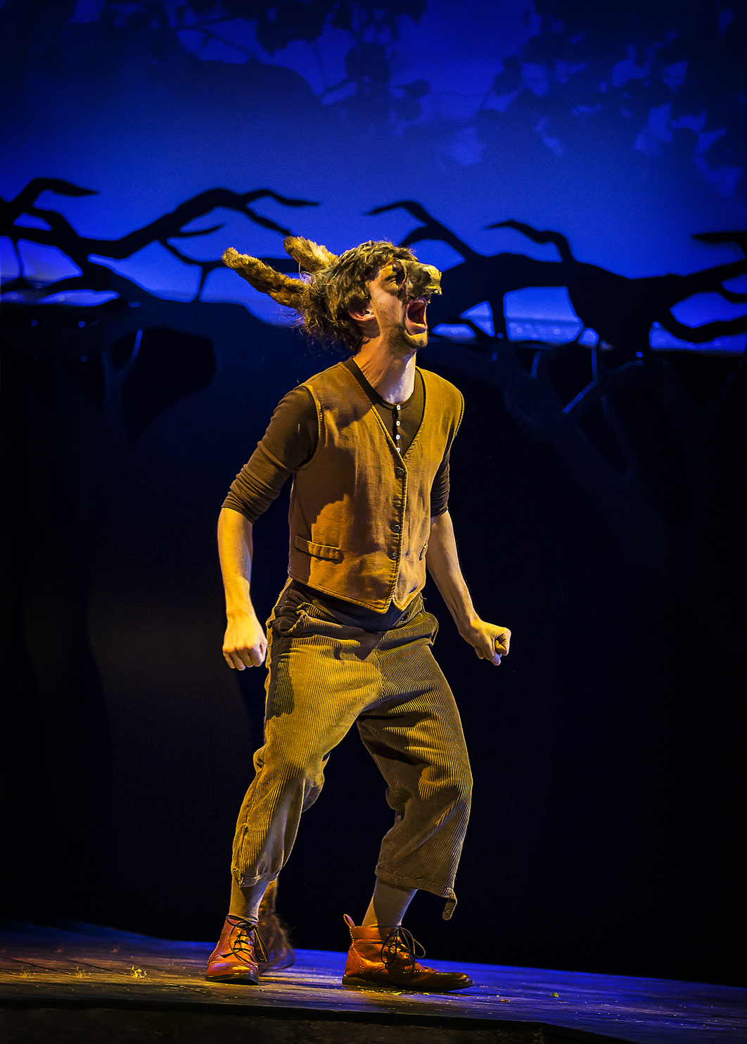 A Midsummer Night's Dream at The Curve Theatre Leicester