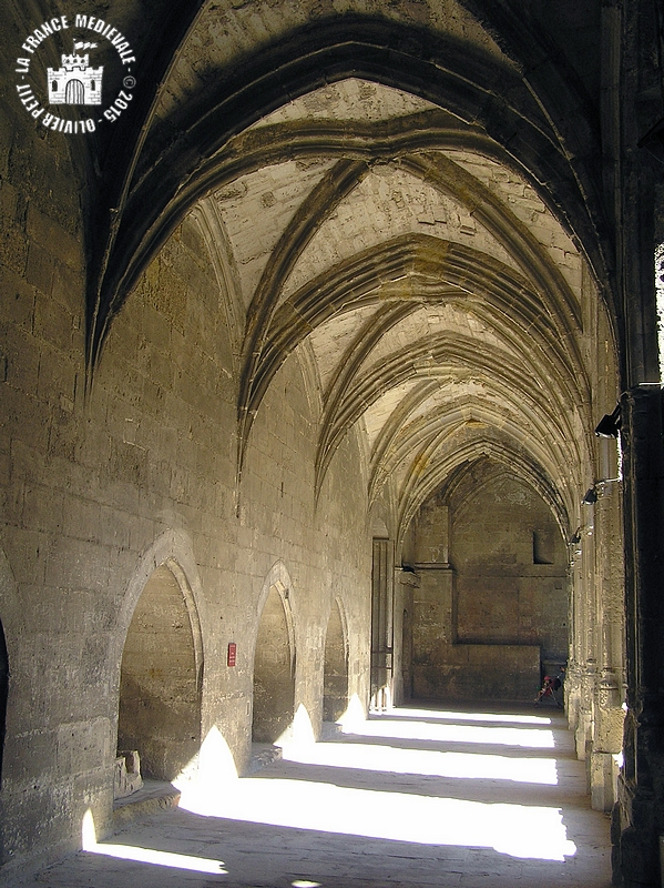 La france medievale narbonne 11 clo tre de la cath drale saint just et saint pasteur - V and b narbonne ...