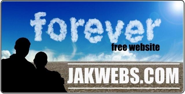 jasa pembuatan website gratis selamanya
