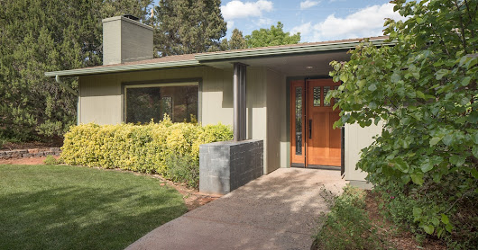 SOLD - Lovely contemporary home sold in Sedona for $410,000