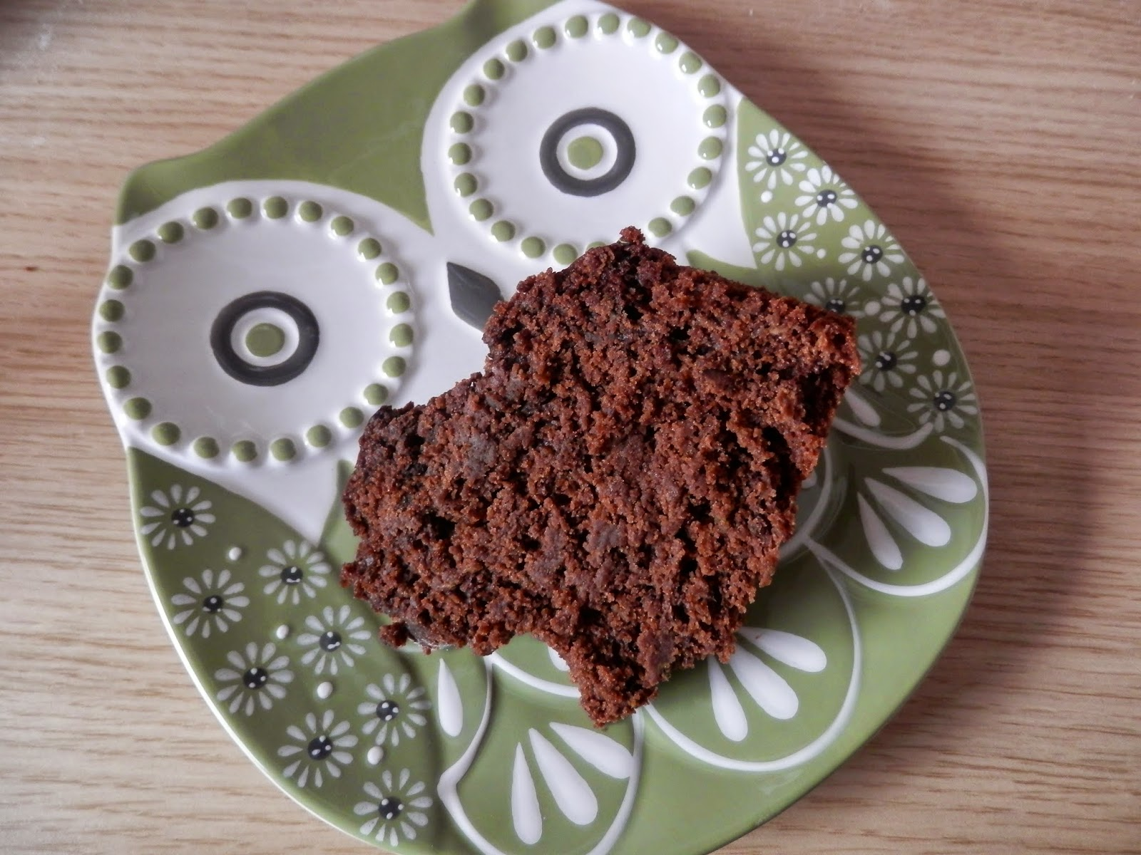 vegan chocolate courgette cake secondhandsusie.blogspot.co.uk