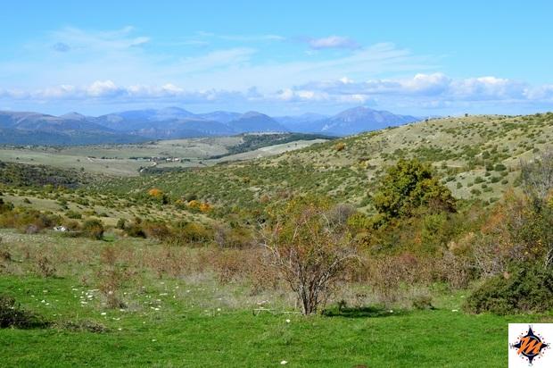 Scorci del Parco Nazionale dei Monti Sibillini