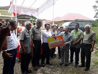 November 2017 Jembatan Ambruk Kayu Gadang Sikabu Dibangun Permanen