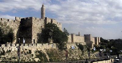 Museum Menara Daud (Tower Of David Museum) Jerusalem