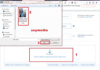 Cara Termudah Mengkompres Ukuran File Gambar Atau Foto