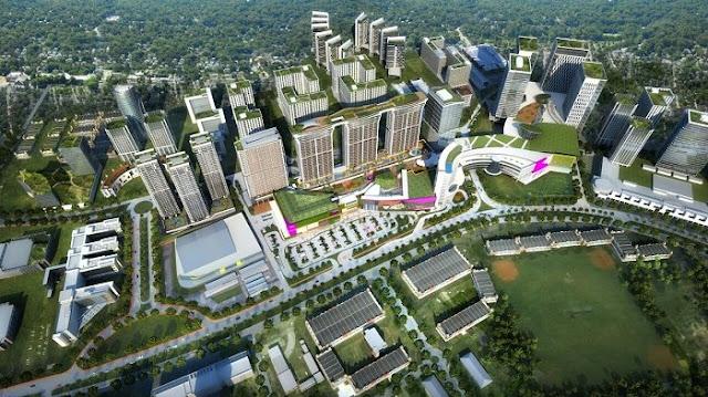 Sentul City Wajah Indonesia