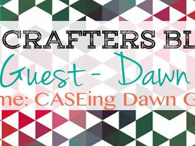 Crazy Crafters Blog Hop with Dawn Griffith