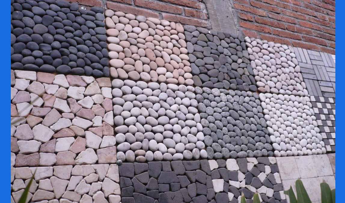 Corak Pagar Batu Alam Simple & Corak Pagar Batu Alam Simple   REFERENSI RUMAH Situs Rujukan ...
