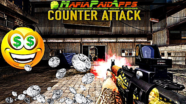 Counter Attack Team 3D Shooter Apk MafiaPaidApps