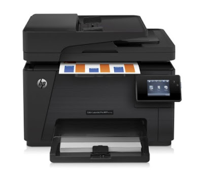 HP Laserjet Pro MFP M127FW Driver Download and Setup