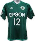松本山雅FC 2016年ユニフォーム-ホーム