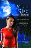 Moon Rise (Unbidden Magic #2) by Marilee Brothers
