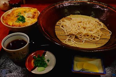 Le Chameau Bleu - Restaurant à Soba  - Soba Noodle Azuma à New York - USA