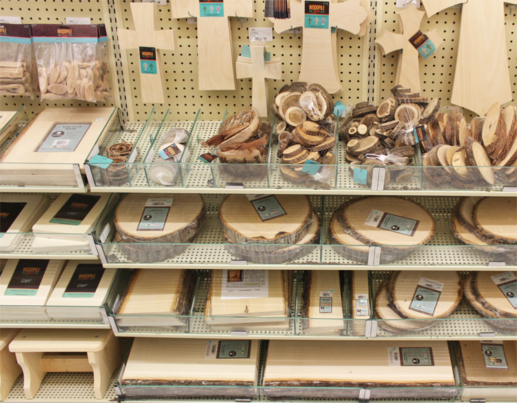 Hobby Lobby Wood Slices