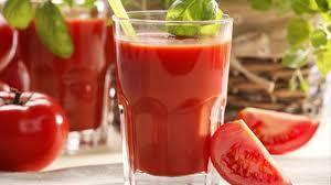 تعرف علي الفوائد الصحية لعصير الطماطم