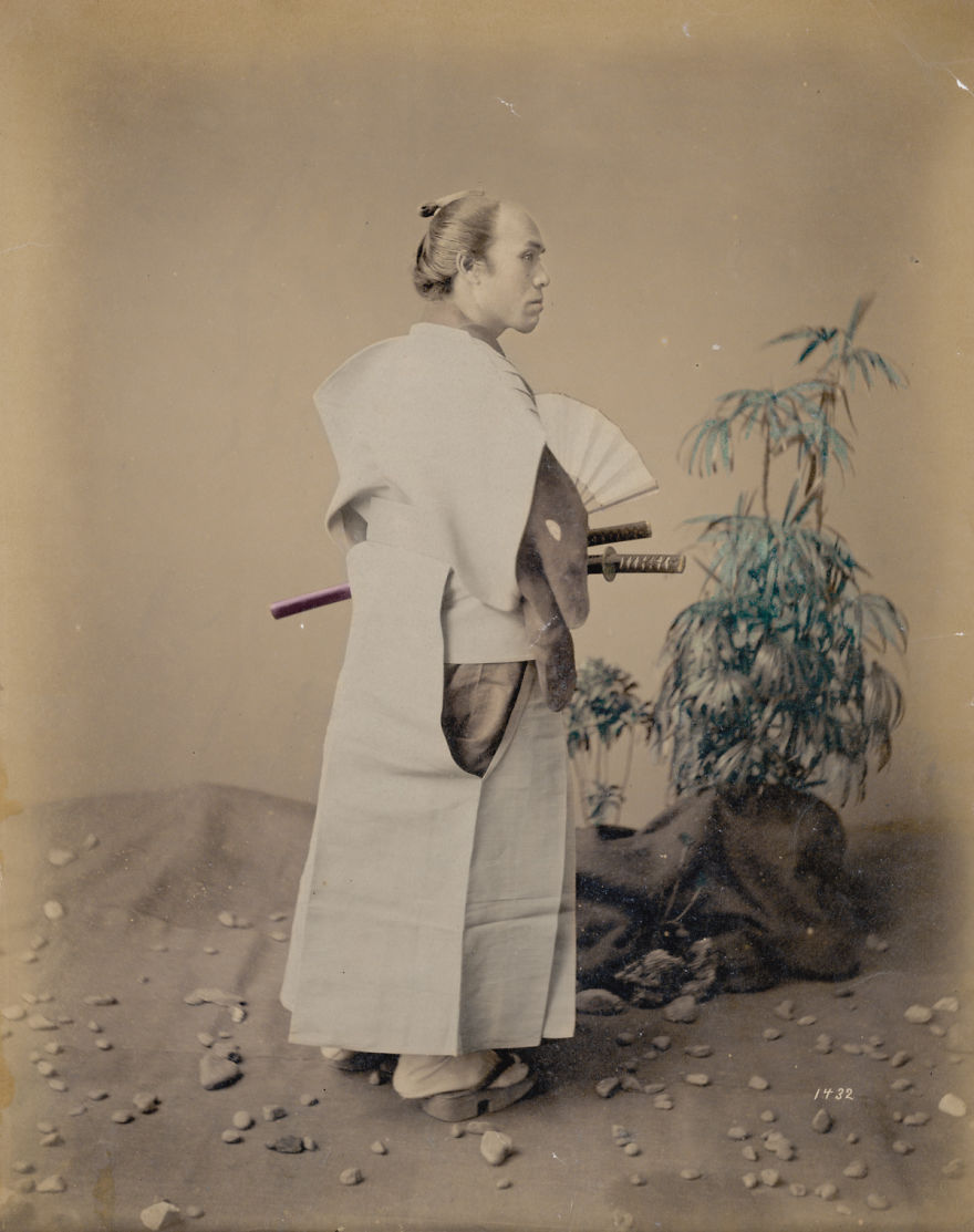 20 Rare Pictures Of The Last Samurai From 1800s