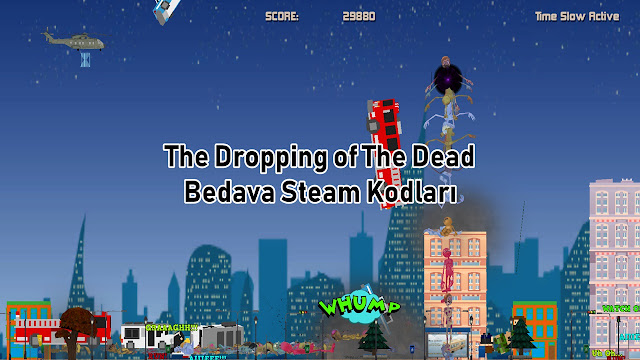The Dropping of The Dead free steam key