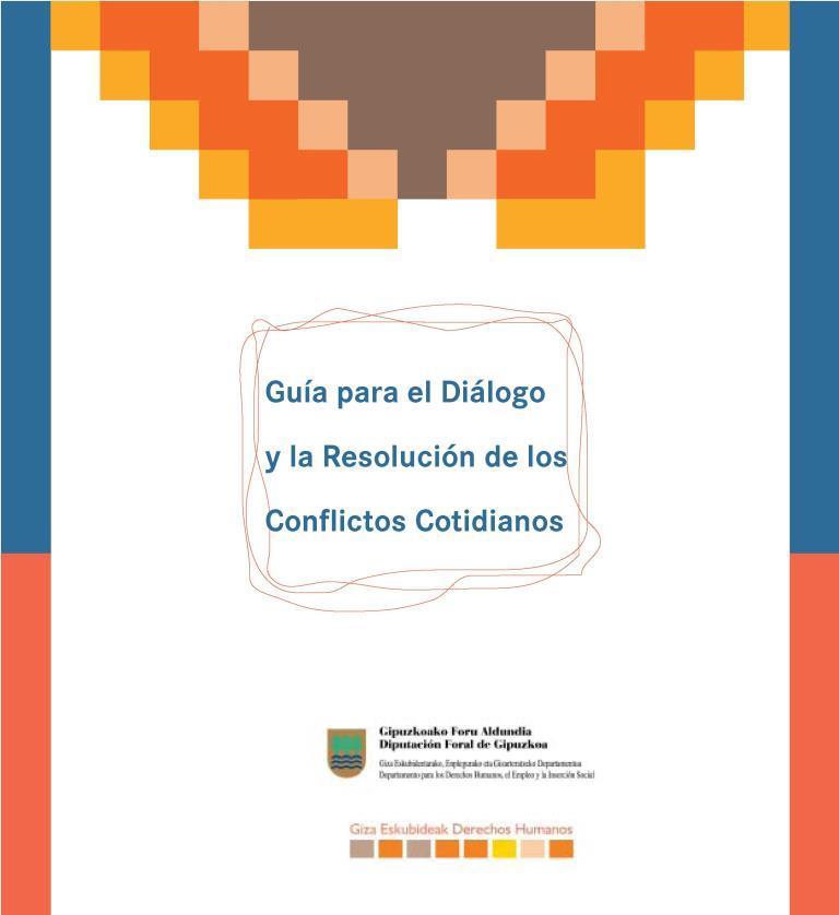 Guía para diálogo y resolución de conflictos cotidianos