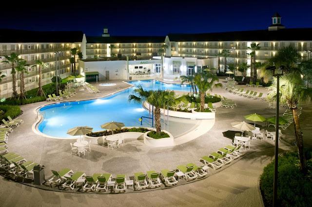 Hotéis próximos aos parques em Orlando