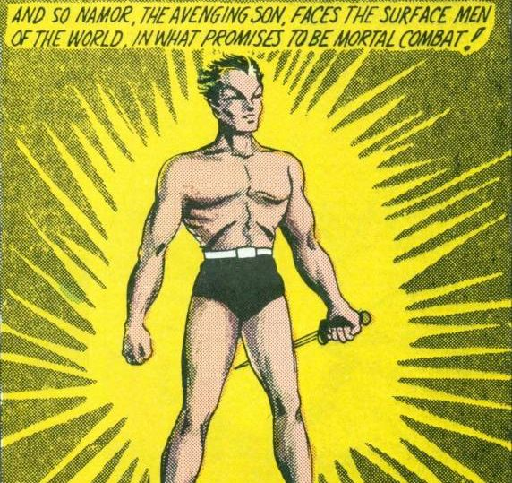 Who Owns The Namor Movie Rights The Geek Twins