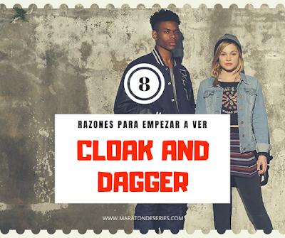 Cloak y Dagger