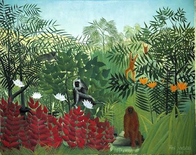 Emil Nolde, Expresionismo alemán, pintura naif