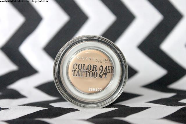Maybelline Color Tattoo 93 Creme de Nude