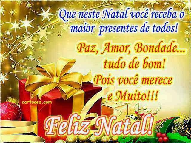 Mensagens De Natal: Artesanatos By Fabíola Deiró: Feliz Natal