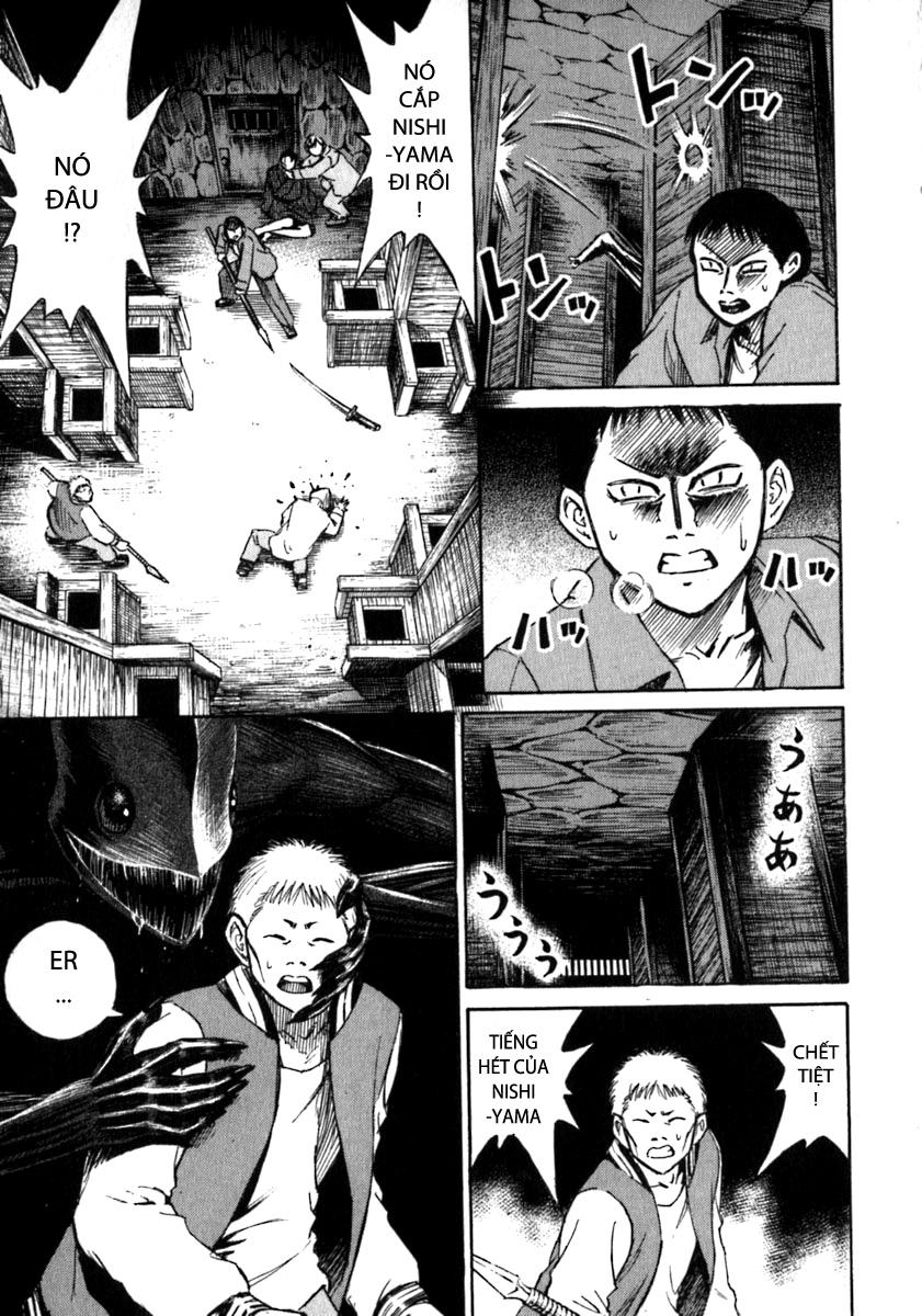 Higanjima chapter 31 trang 18