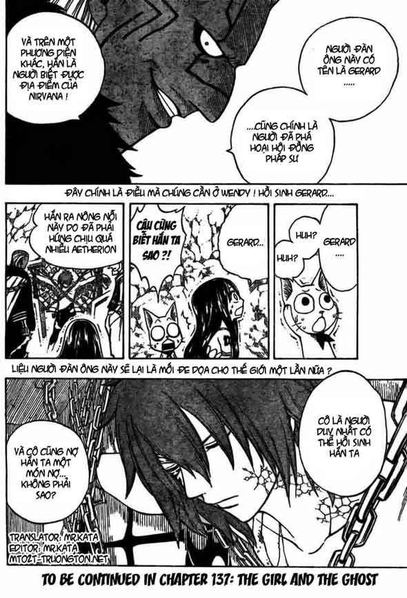 Fairy Tail chap 136 trang 19