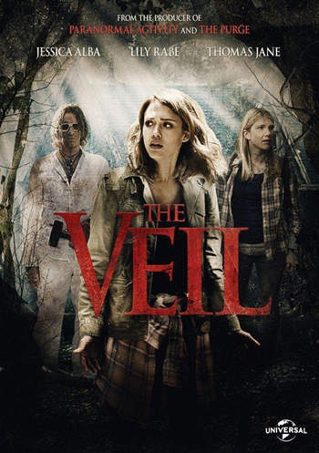 The Veil (2016) DVDRip Latino